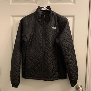 North Face Jacket- small, black